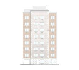 1893 Crotona Avenue, elevation courtesy Badaly Architects