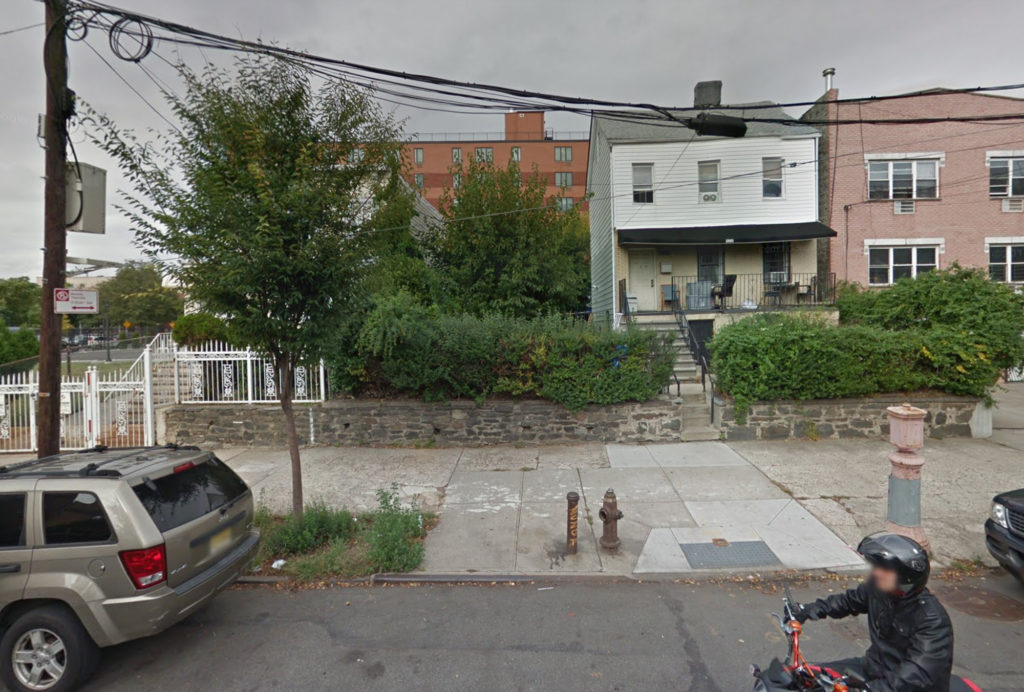 1893 Crotona Avenue, via Google Maps