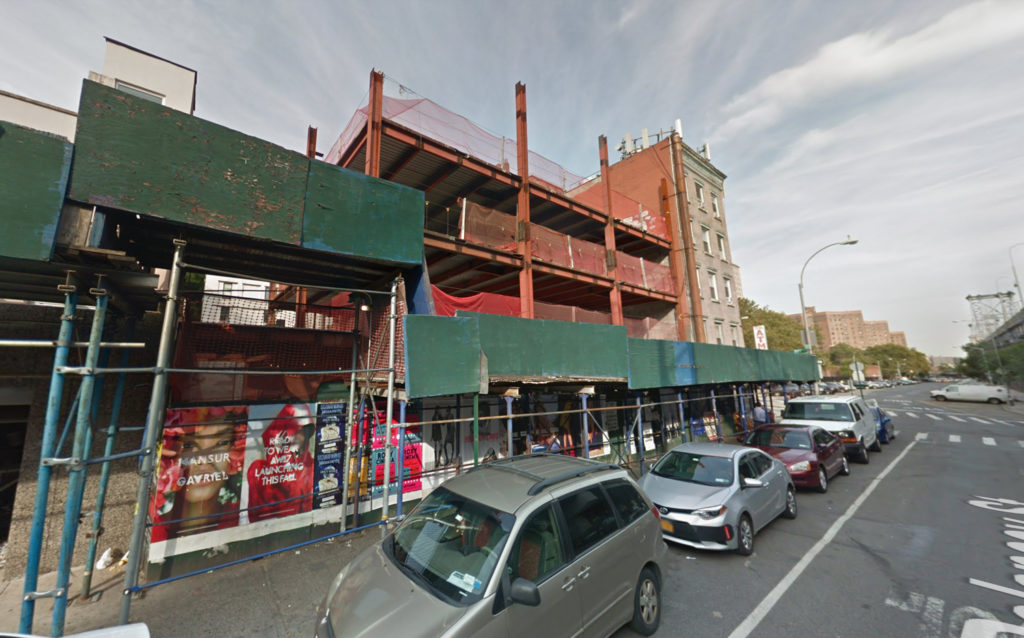 208 Delancey Street, via Google Maps