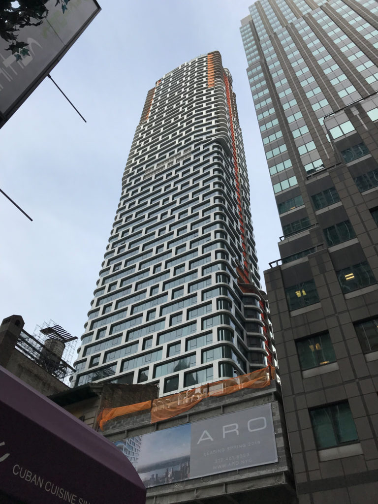 242 West 53rd Street, image from CetraRuddy