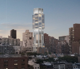 249 East 62nd Street, image by Rafael Vinoly Architects