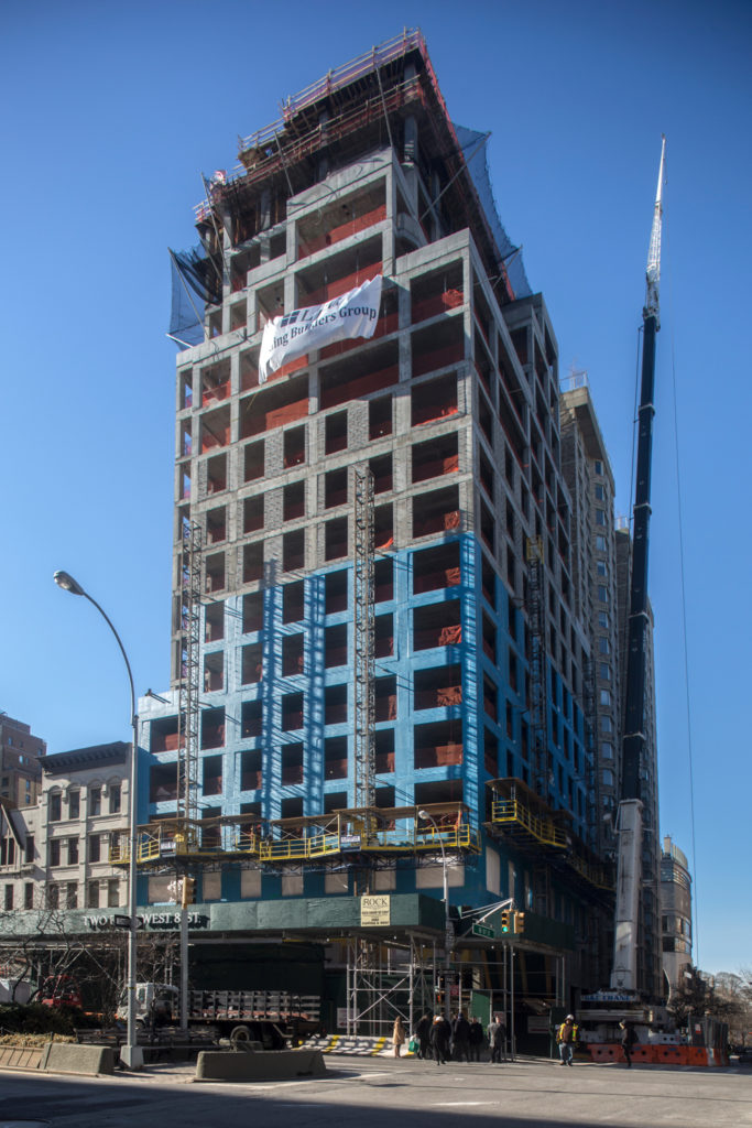 250 West 81st Street, image by Ed Lederman