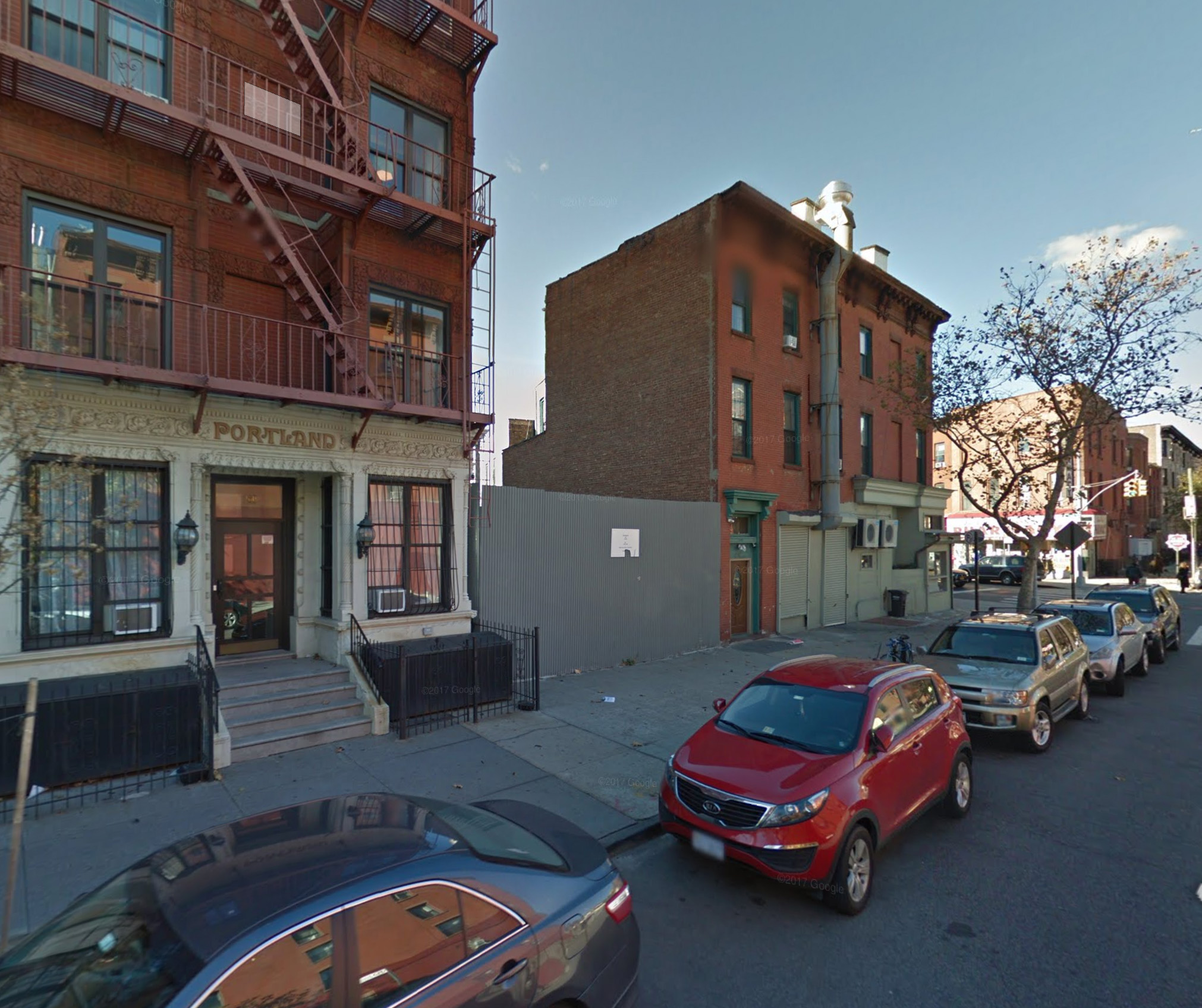 258 Saint James Place, via Google Maps
