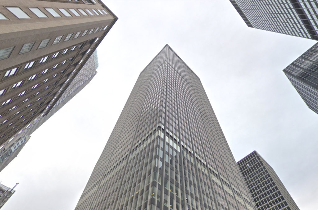 270 Park Avenue, via Google Maps