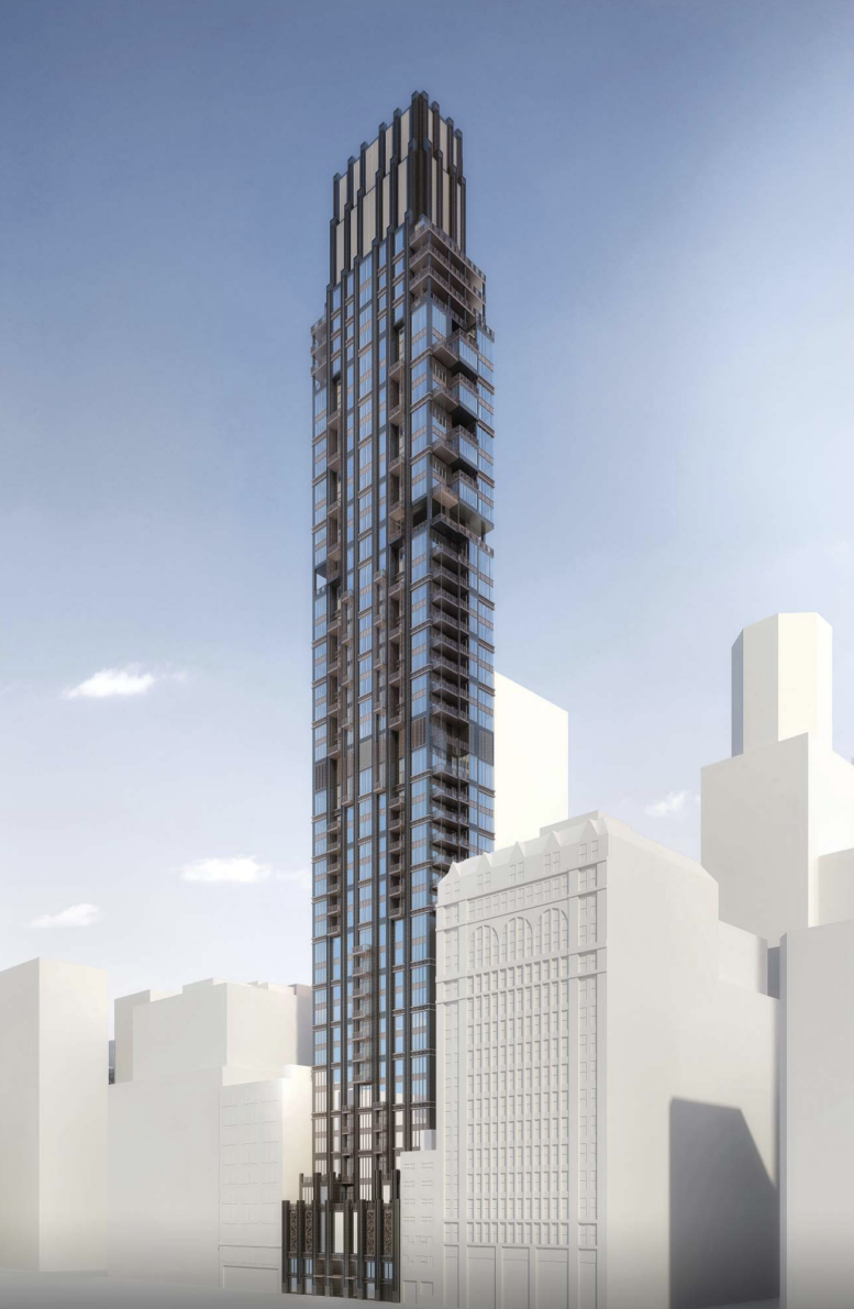Deco Design New York art deco-inspired 30 east 29th street gets ready to rise in