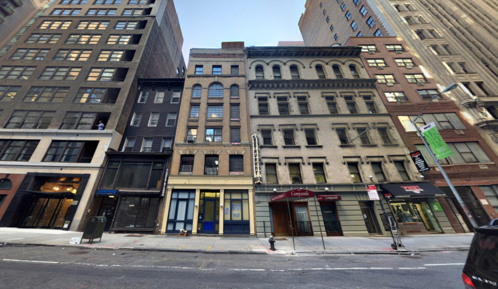 30 East 29th Street, via Google Maps