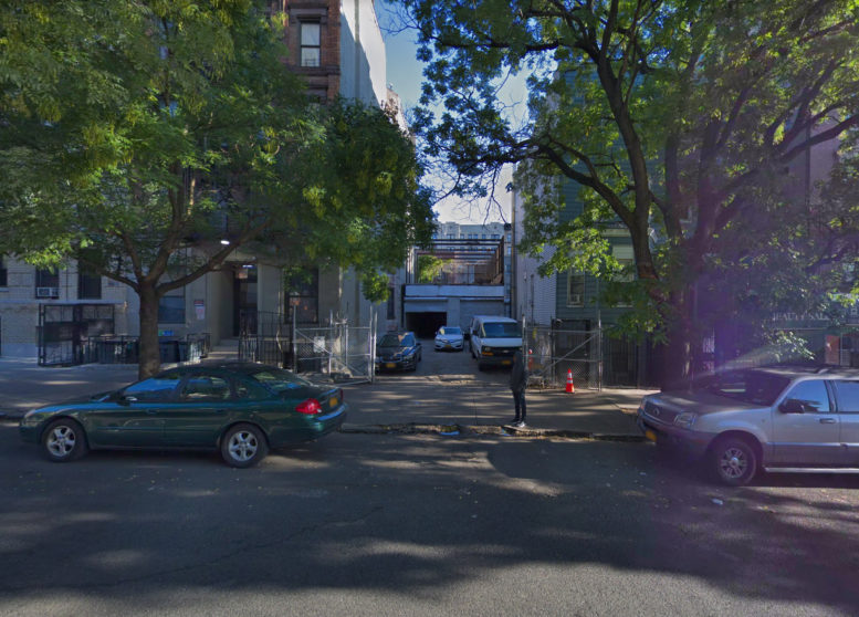 Permits Filed for 505 West 168th Street, Washington Heights - New