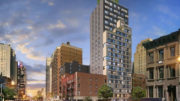 511 East 86th Street, rendering by EP Engineering