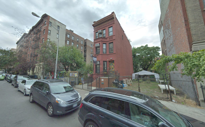 512 West 143rd Street, via Google Maps