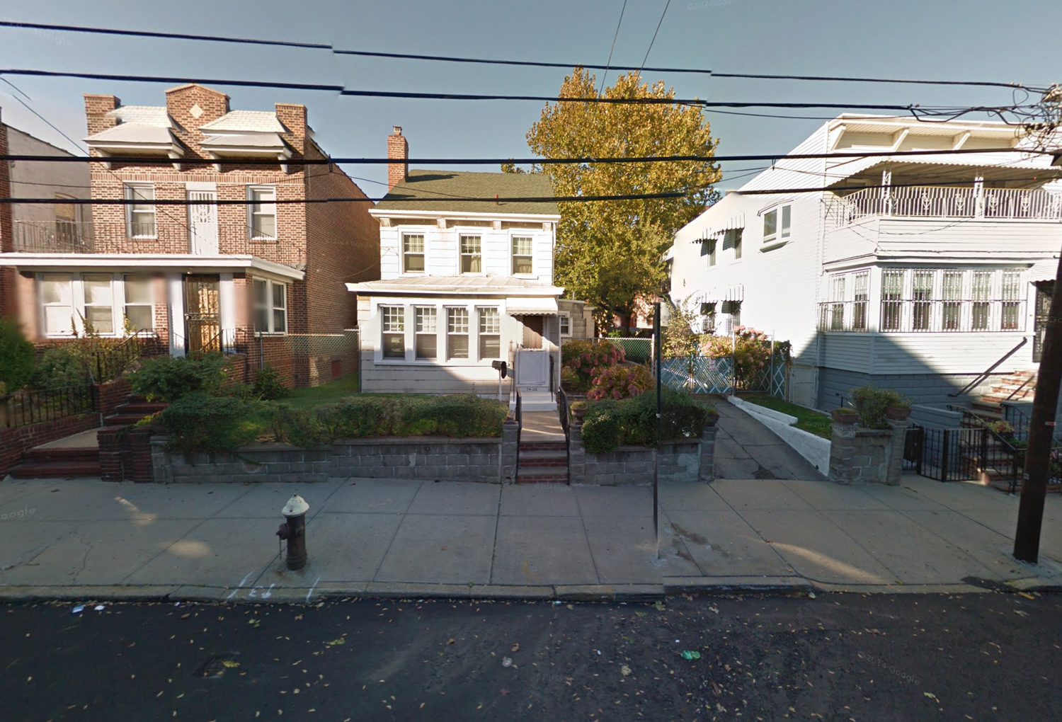 74-25 43rd Avenue, via Google Maps