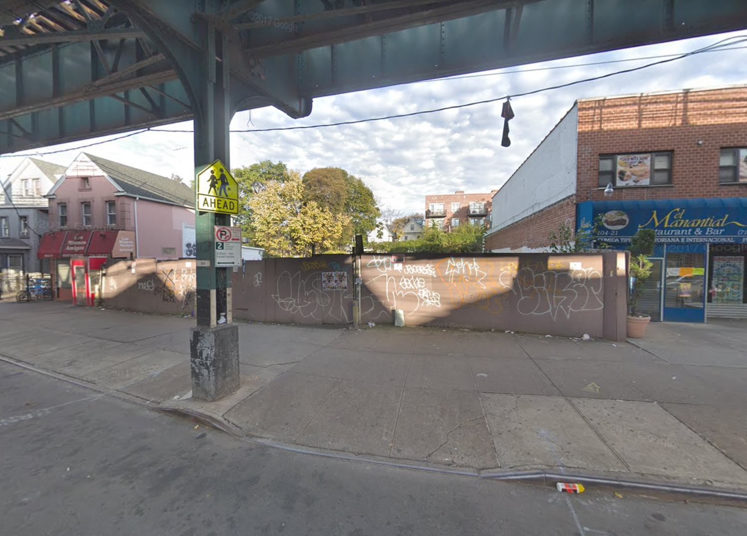 104-19 Roosevelt Avenue, via Google Maps