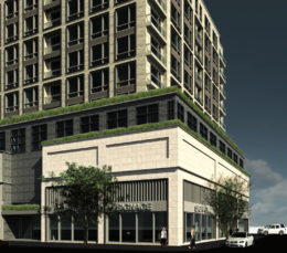 107-02 Queens Boulevard, rendering courtesy RJ Capital Holdings