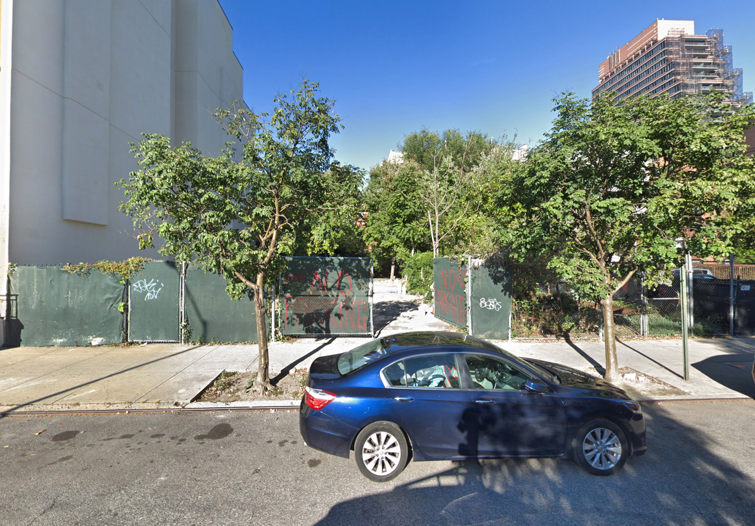 11 West 118th Street, via Google Maps