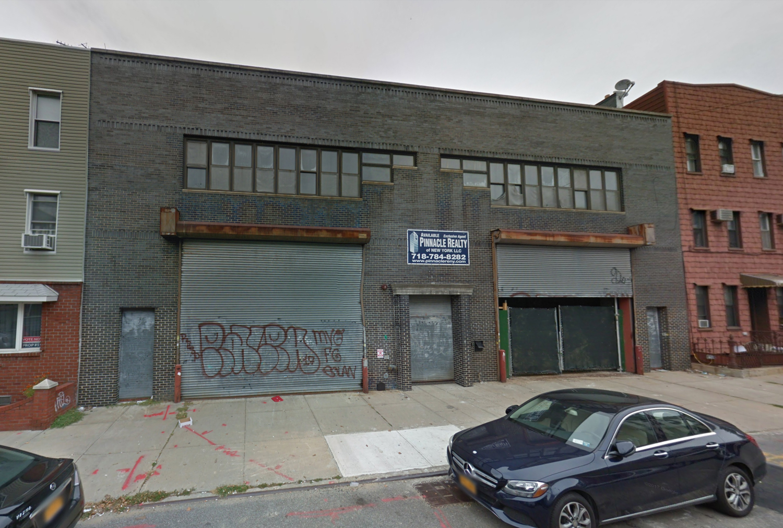 135 Frost Street, via Google Maps