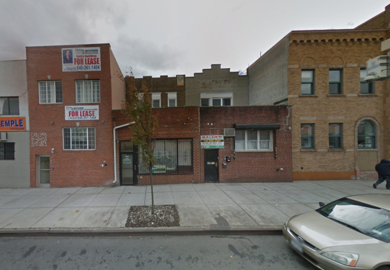 150-16 Hillside Avenue, via Google Maps