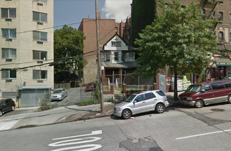 157 West Kingsbridge Road, via Google Maps