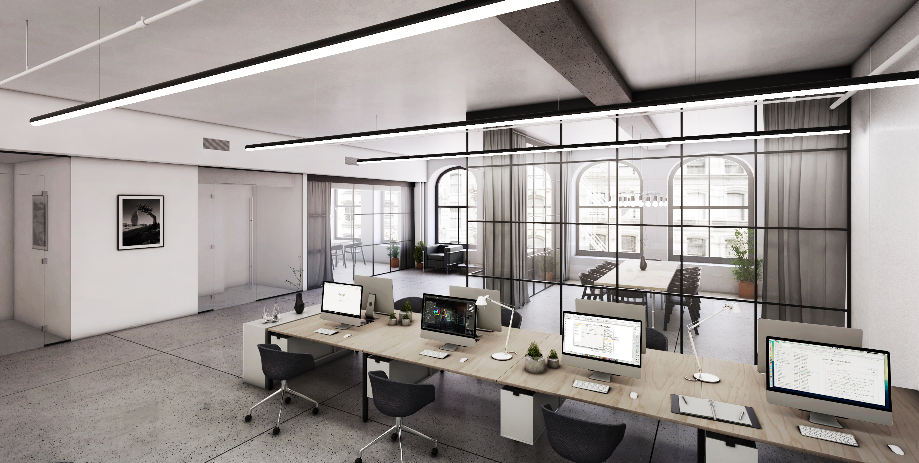 Presently, The Space Offers Up 24,834 Square Feet Of Space, But Post  Conversion The Building Will Grow A Sixth ...