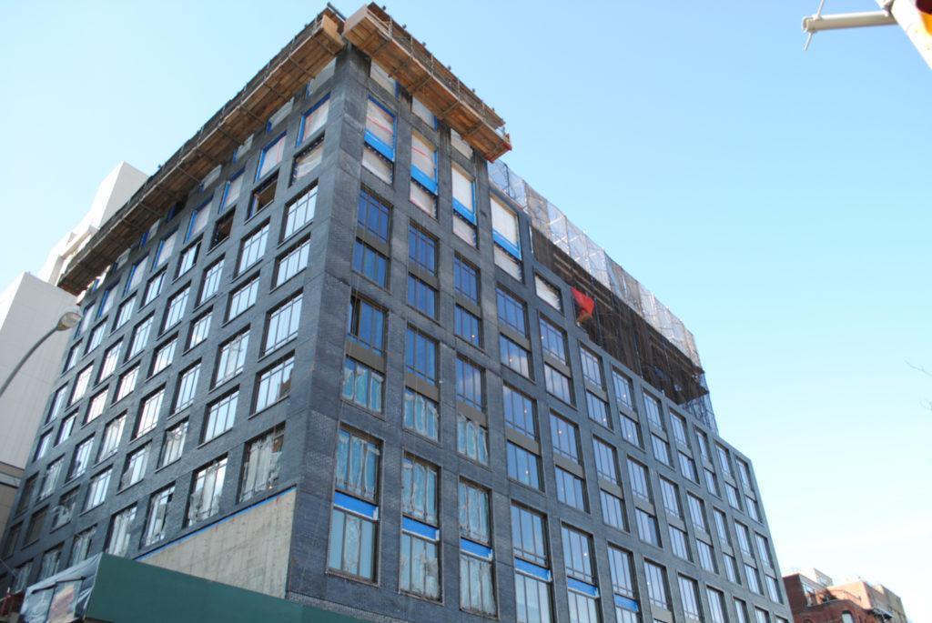 196 Orchard Street facade closeup