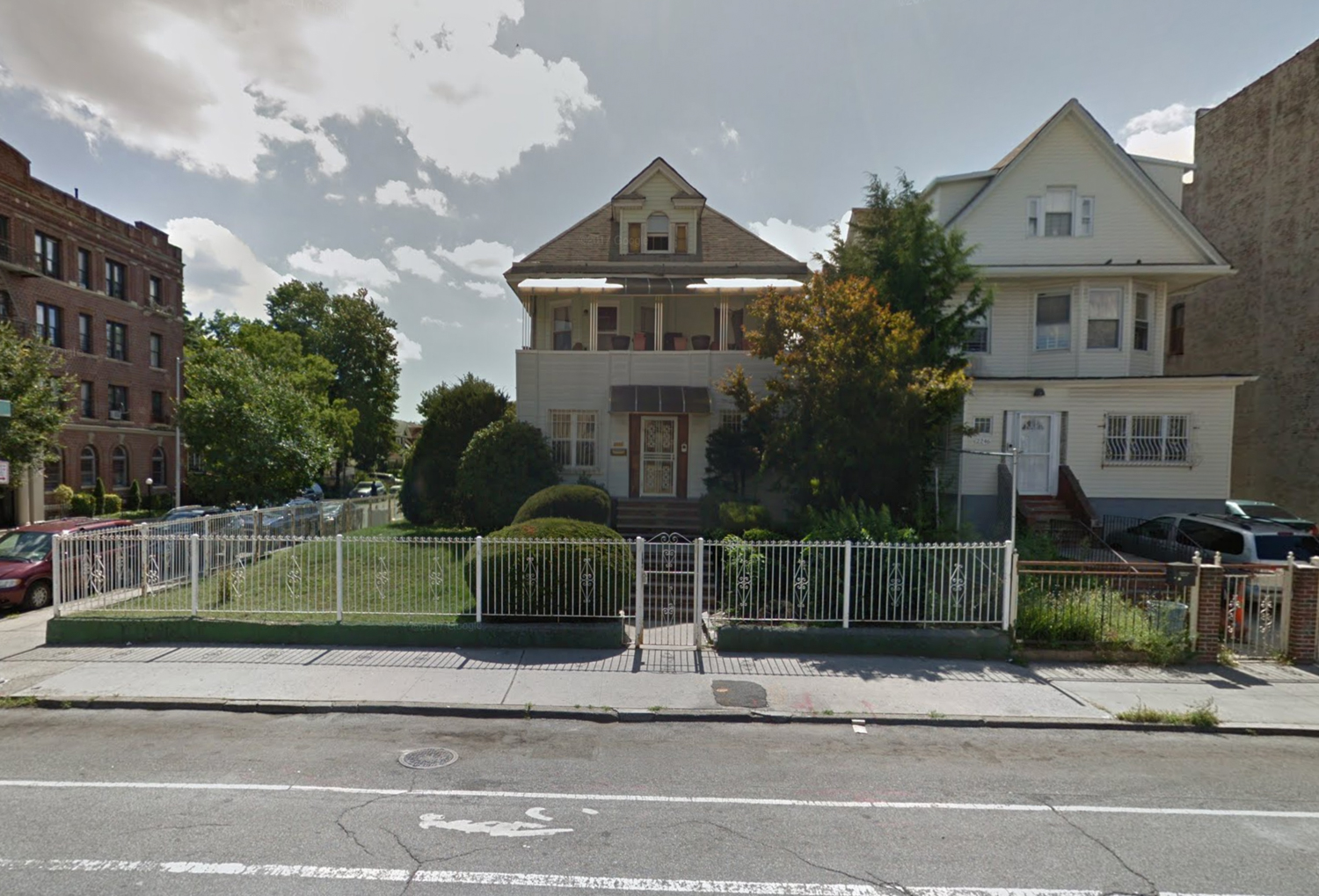 2250 Clarendon Road, via Google Maps