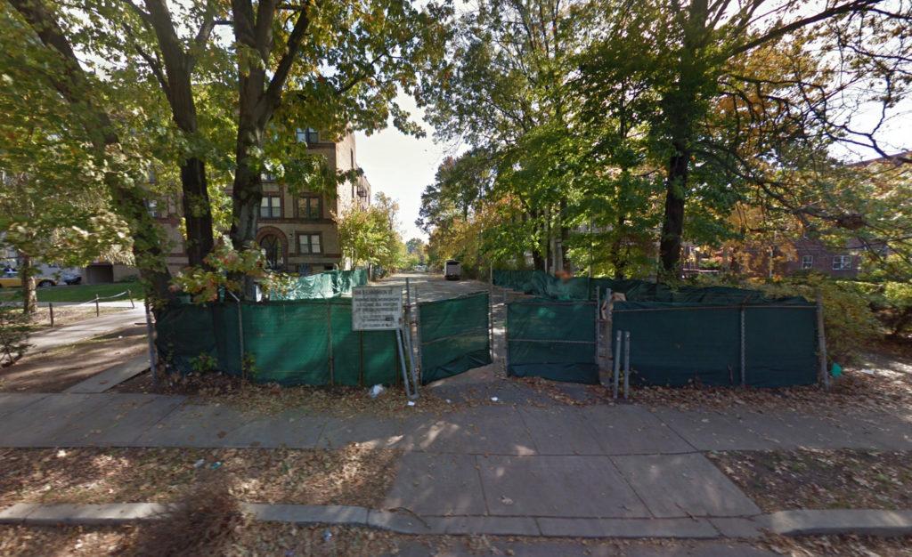 260 South Harrison Street, via Google Maps