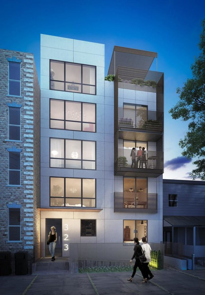 323 20th Street, design by Vikatos Architect