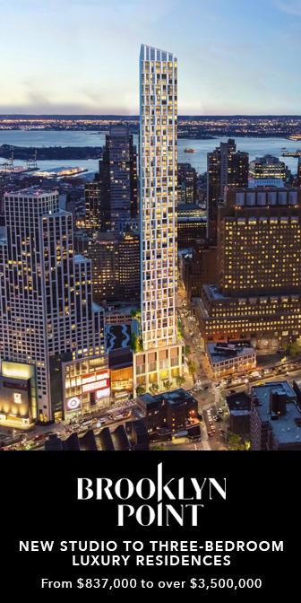 Brooklyn Point Skyscraper