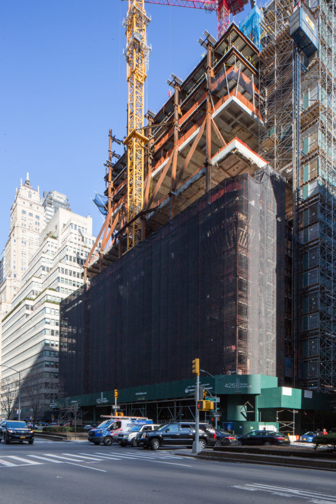 425 Park Avenue, image by Andrew Campbell Nelson