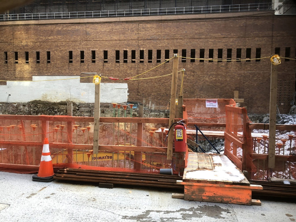 50 West 66th Street site, image by JC Heights 2