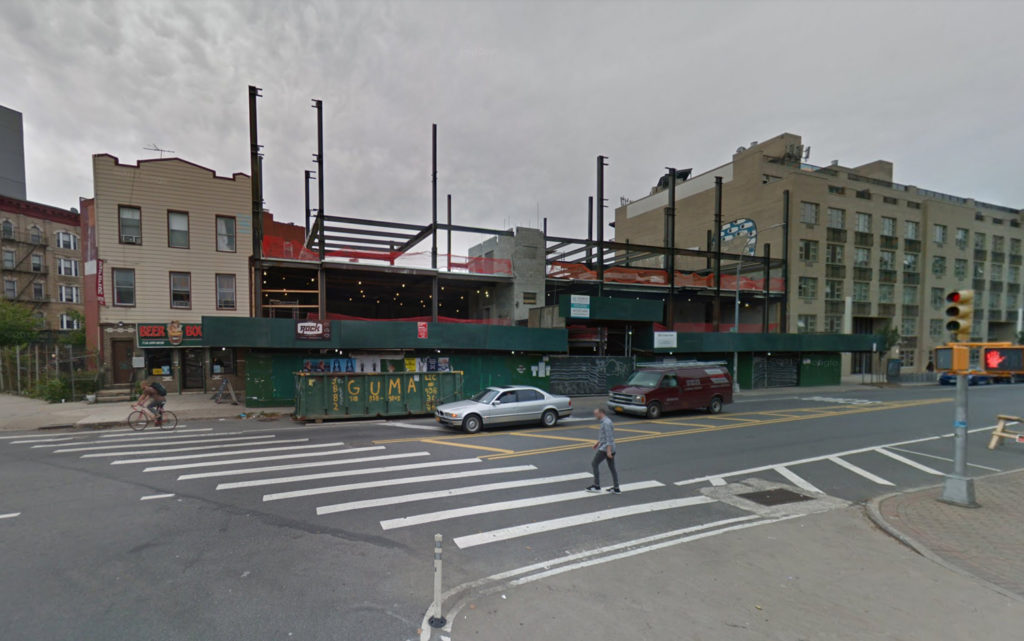 505 Union Avenue, via Google Maps