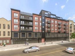 505 Union Avenue, design by Studio Gallos