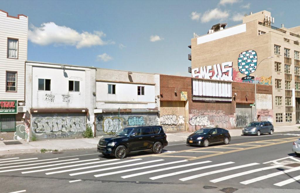 505 Union Avenue, via Google Maps