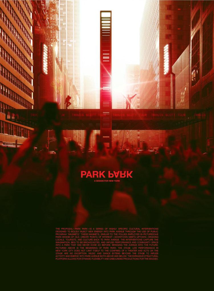 Park Park concert space, by Maison