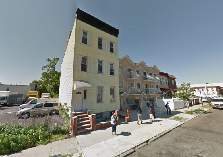 124 Erasmus Street, via Google Maps