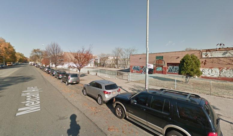 1661 Westchester Avenue, via Google Maps