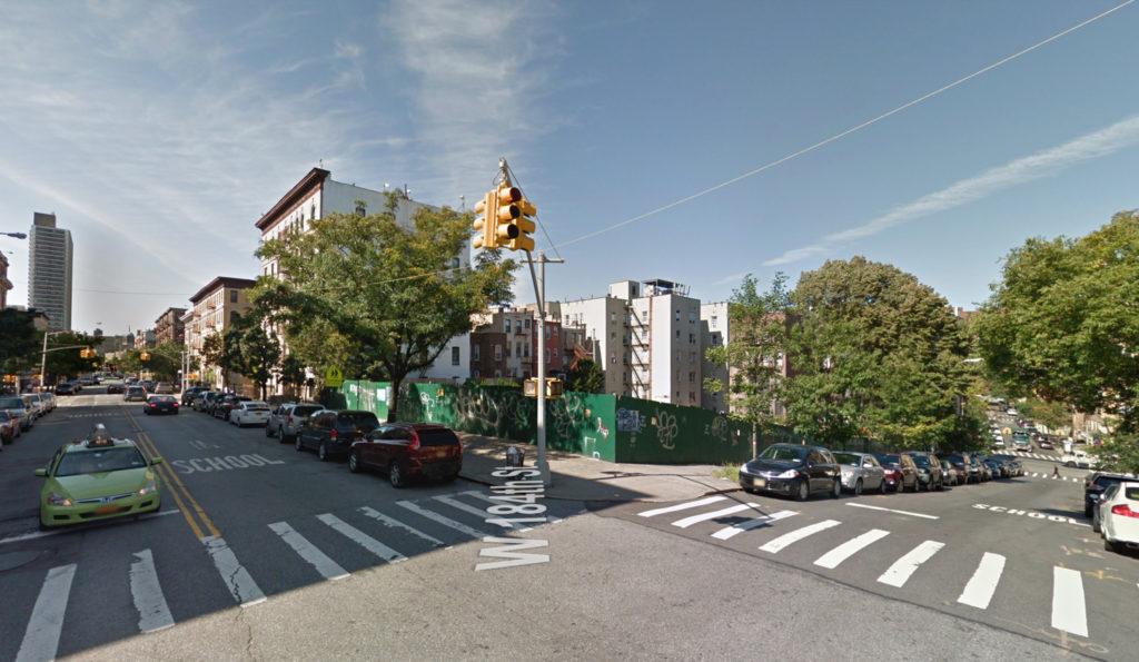212 Wadsworth Avenue, via Google Maps