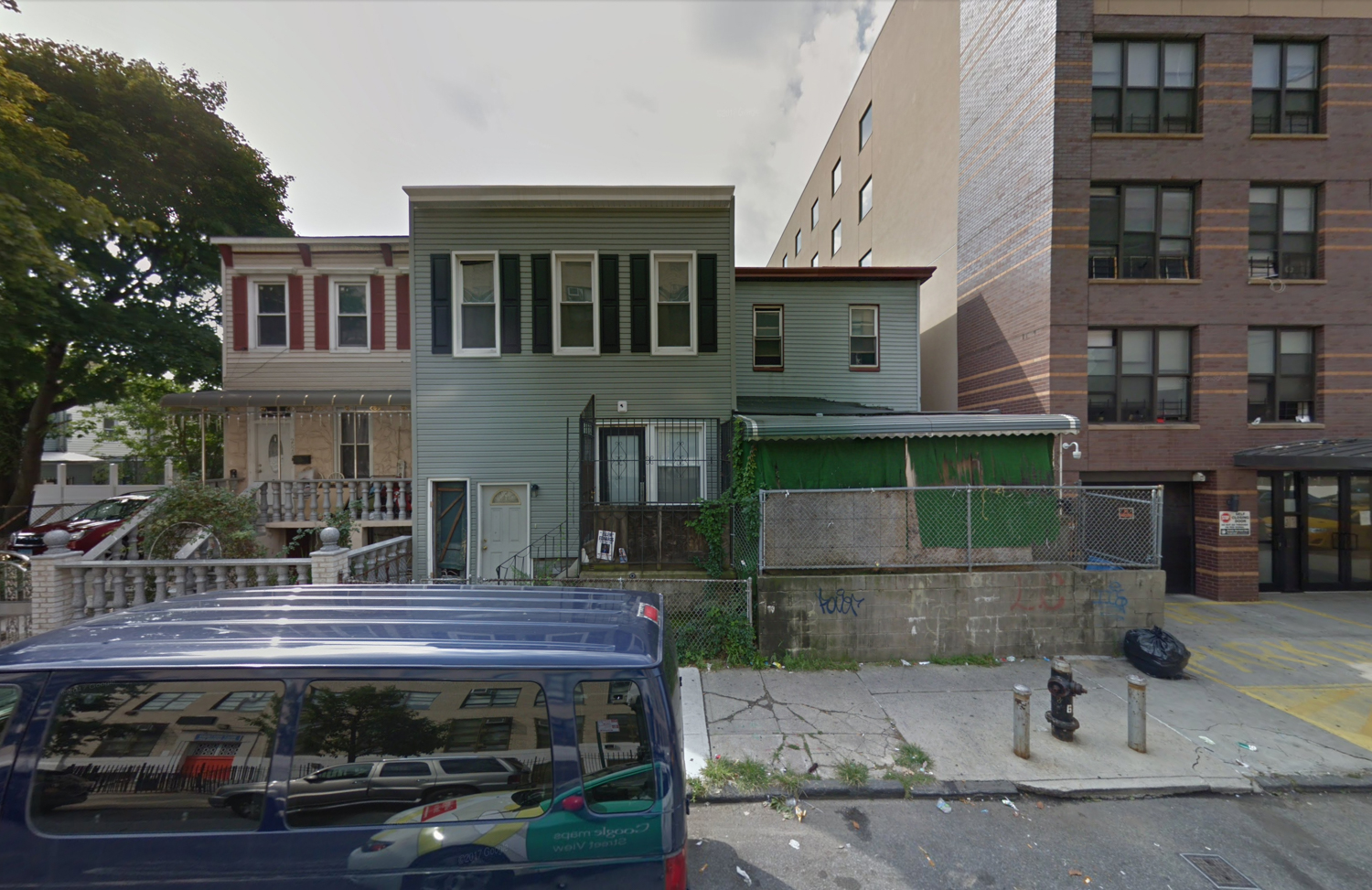 2524 Albemarle Road, via Google Maps
