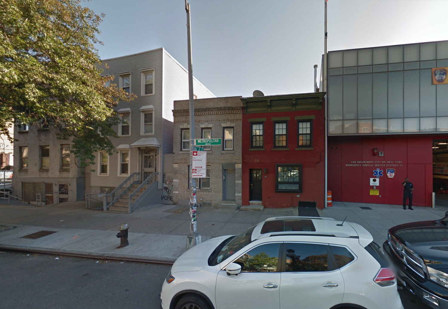 340 Metropolitan Avenue, via Google Maps
