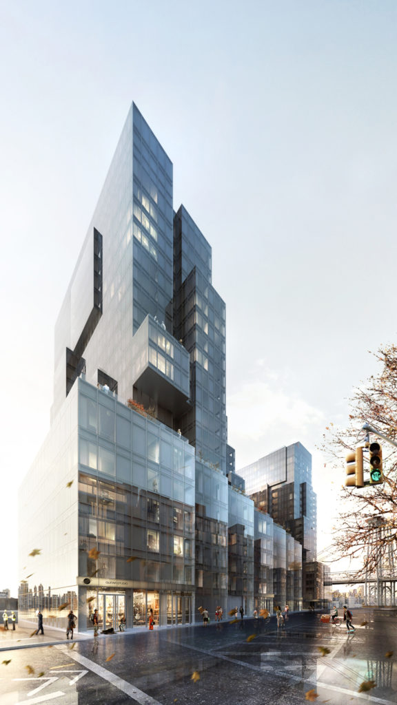 420 Kent Avenue, design by ODA New York