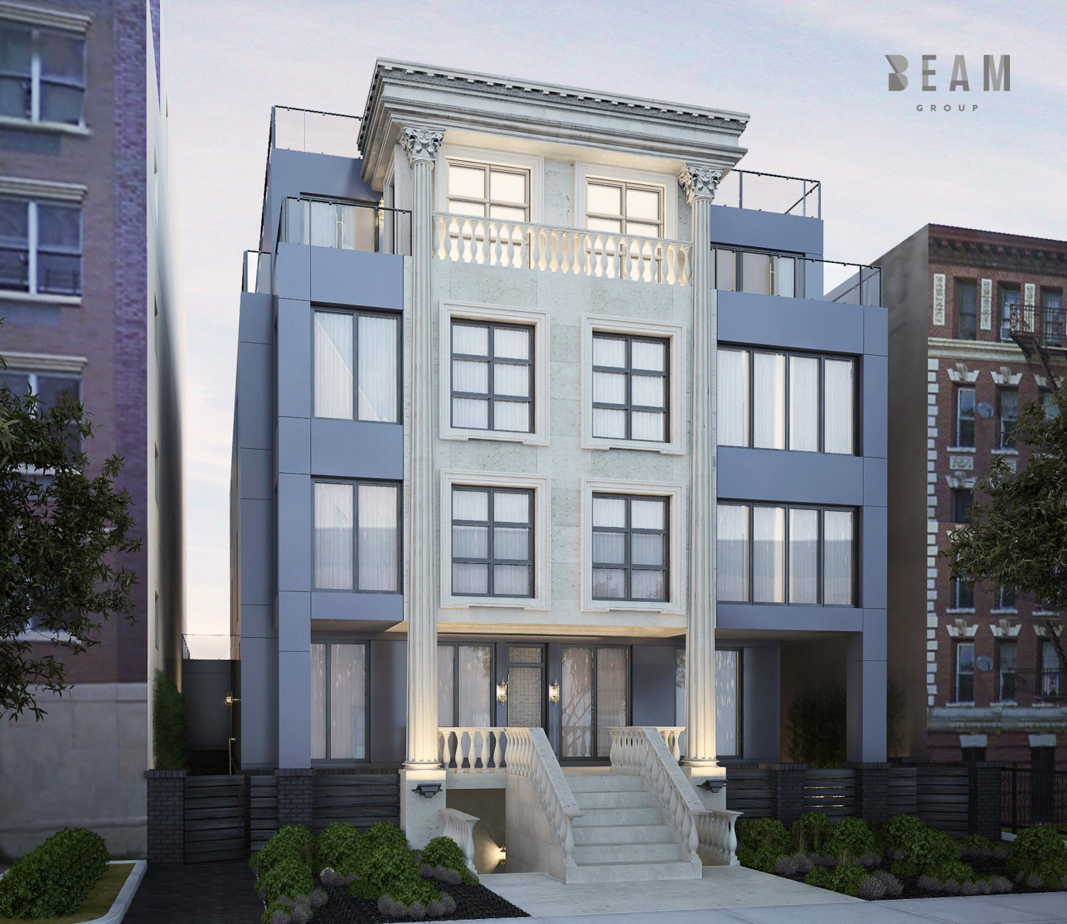 489 Washington Avenue, design by BEAM Group