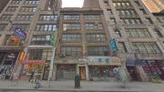 58 West 39th Street, via Google Maps