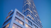 611 West 56th Street, rendering by Noë & Associates with The Boundary