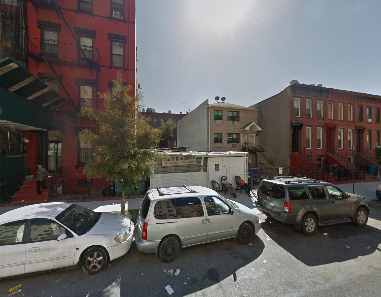 832 Monroe Street, via Google Maps