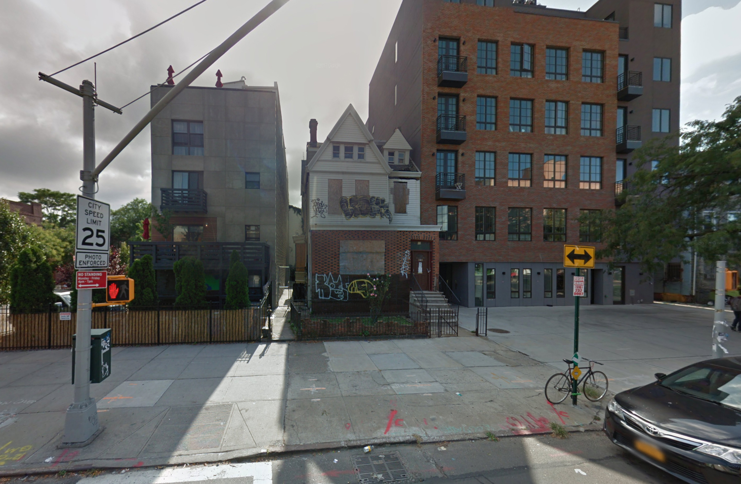 898 Bushwick Avenue, via Google Maps