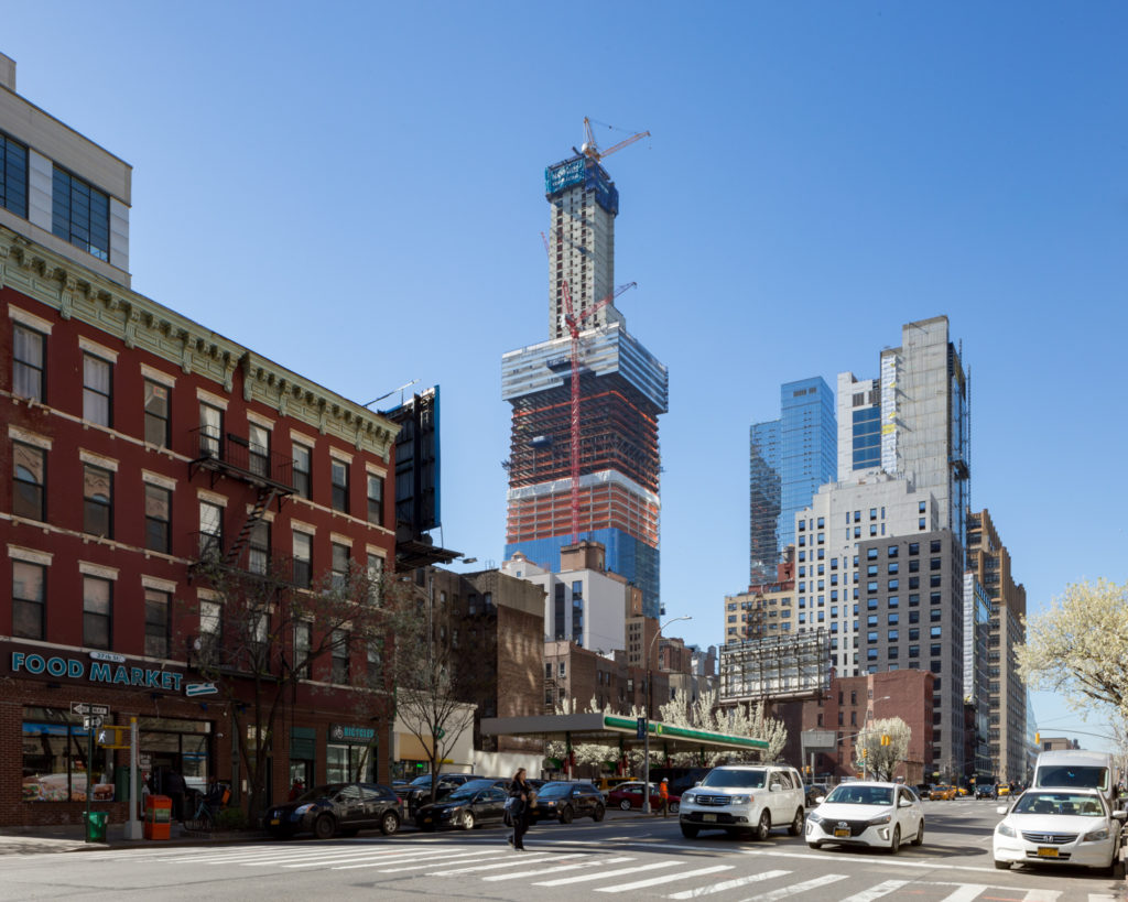 One Manhattan West, image by Andrew Campbell Nelson