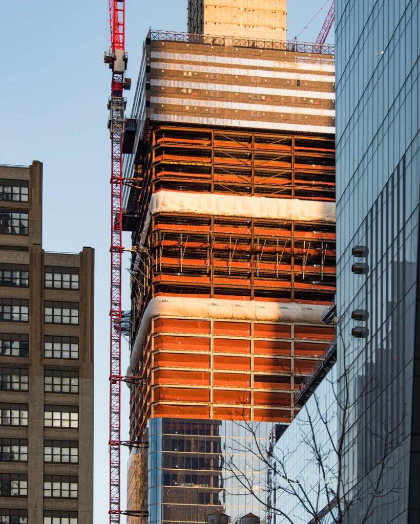 One Manhattan West, image by Tectonic