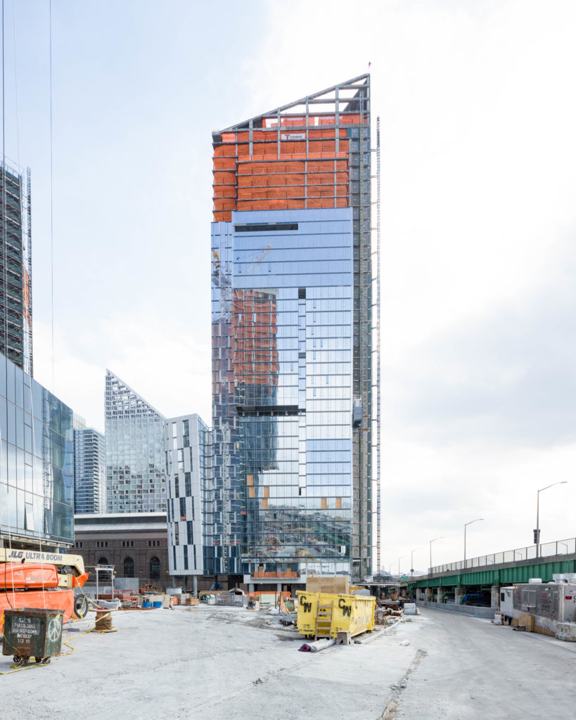 One Waterline Square by Richard Meier, image by Andrew Campbell Nelson
