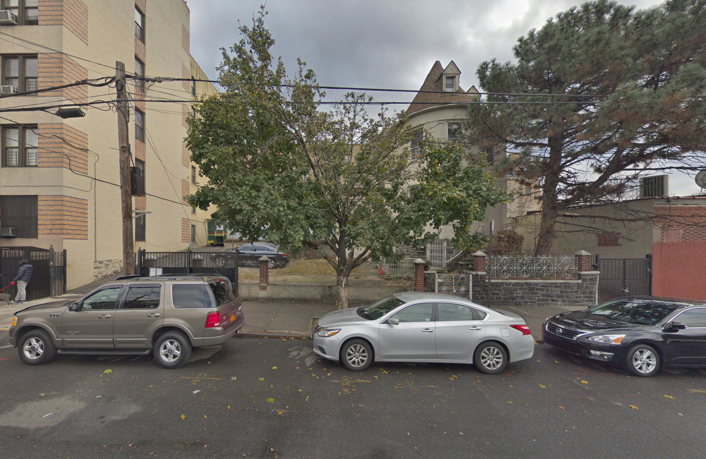 1182 Woodycrest Avenue, via Google Maps