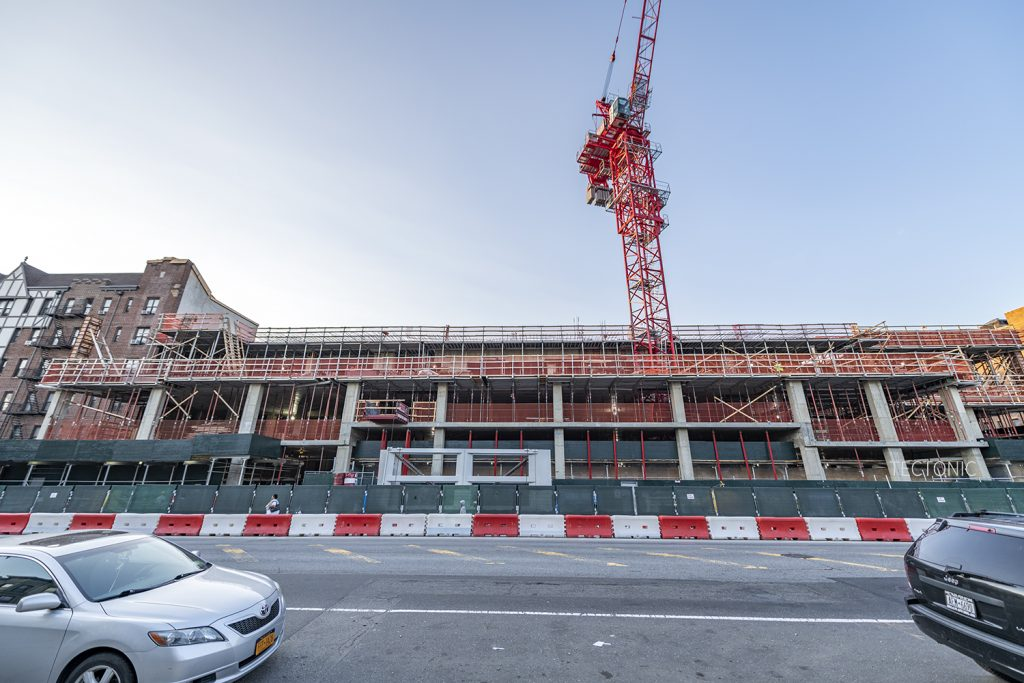 123 Linden Boulevard Starts Rising in Flatbush, Brooklyn