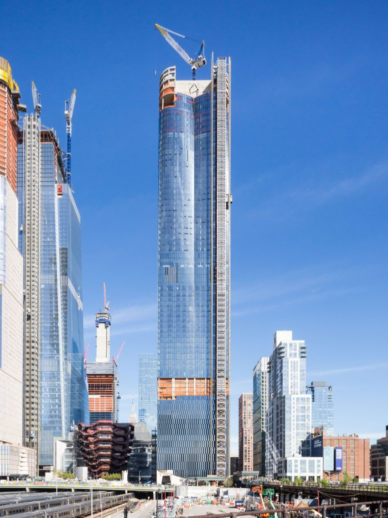 15 Hudson Yards, image by Andrew Campbell Nelson