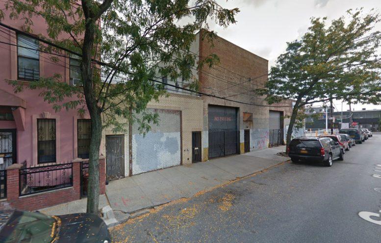 1616 Summerfield Street, via Google Maps